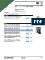 Medidores de Energia y Analizadores de Red Para Tablero