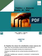 3.2.1 Contaminacion Ambiental Aire
