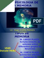 1- Neuropsicologia de La Memoria