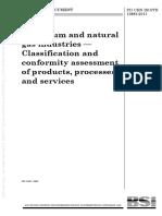 PD CEN ISO TR 13881-2011