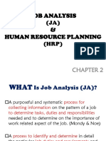 Chapter 2 Job Analysis