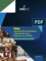 Características Económicas y Financieras de Empresas Manufactureras, de Servicios y Comercio