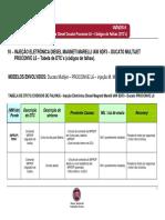 Tabela de Códigos de Falhas Injeção Diesel Marelli 8DF3 Proconve L6