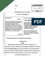 BARNETT v DUNN, et al. - First Amended Complaint - DefaultDMS