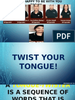 Twist Your Tongue
