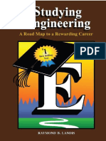 (256994181) Studying Engineering a Road Map to a Rewarding Career