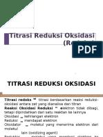 Titrasi Redoks