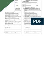 Examen de Plan de Contingencias II