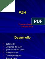 Fisiopatología VIH