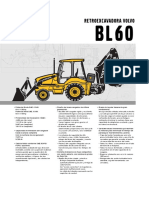 Caracteristicas Retro BL-60