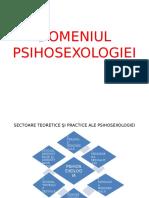 DOMENIUL PSIHOSEXOLOGIEI - 1