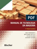 Issu - Manual de Tecnologia Da Madeira