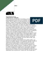 Juan Manuel de Prada. en Defensa de La Debilidad