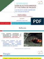 8 - Evaluacion Proyecto Minero Con Riesgo - R Torres - Riskcontrol Consultores (1)
