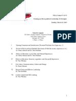agenda for training on micro-political leadership   strategies cohort v vi 3 21 2017