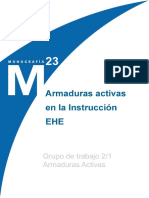 ArmadurasActivasEHE ACHE M23