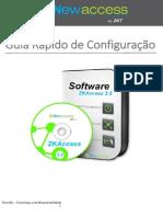 Guia Rapido de Configurção ZKAccess 3.511