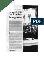 Hotel de Inmigrantes Schavelson