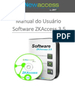 Manual Do Usuário ZKAccess 3.5333