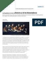 Los Poderes de La Historia (y de Los Historiadores) - Babelia - EL PAÍS