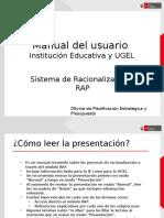 Manual RAP Resumido - Rev.04 Ppt