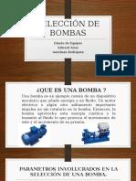 Seleccic3b3n de Bombas