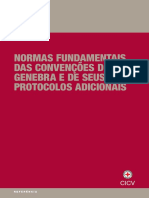 Normas fundamentais das Convenções de Genebra e seus Protocolos Adicionais