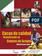Cacao  de Calidad en centros de acopio.pdf