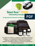 Manual Stat Fax