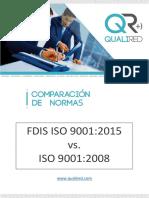 201508 - Comparación ISO 9001 2008 vs. 2015 - QUALIRED.pdf