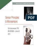06 BIO4600 Sensor Principles