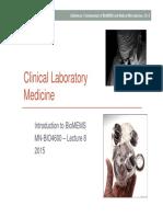 08 BIO4600 Clinical Lab Medicine