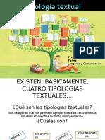 DIAPO EJERCICIOS TIPOLOGÍAS TEXTUALES.ppt