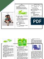 Leaflet Anak Brochurebalita.