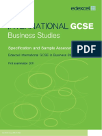 UG022510 International GCSE in Business Studies 4BS0 for Web