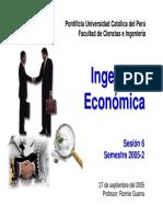 Clase 6 - InGECO Estud Ronnie Guerra 2013-1