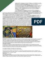 Expresionismo y Muralismo Latinoamericano