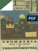Geometría y Trigonometría de Baldor
