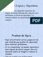 PRUEBAS DE Logica.ppt