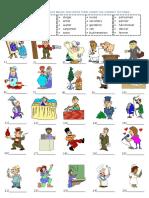 Ficha Jobs Occupations