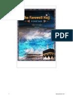 The Farewell Haj