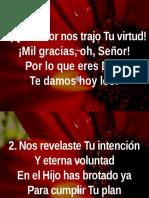 H-12 Que Amor Nos Trajo...