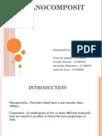 Nanocomposite's