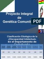 Proyecto Genetica
