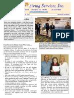 2017 1st Qtr Newsletter