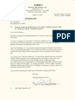 exhibit c for letter to suffield zoning and planning