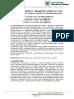 Pdu - Tacna - Ciudades y Sostenibilidad v2
