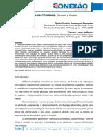 037 (Psicologia) PSICOMOTRICIDADE - Conceito e História