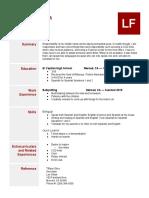 resumetemplate2015