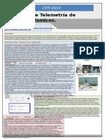 Poster - Sistema de Telemetria de Eventos Sismicosa